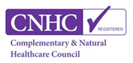 logo for complementary and natural healthcare council